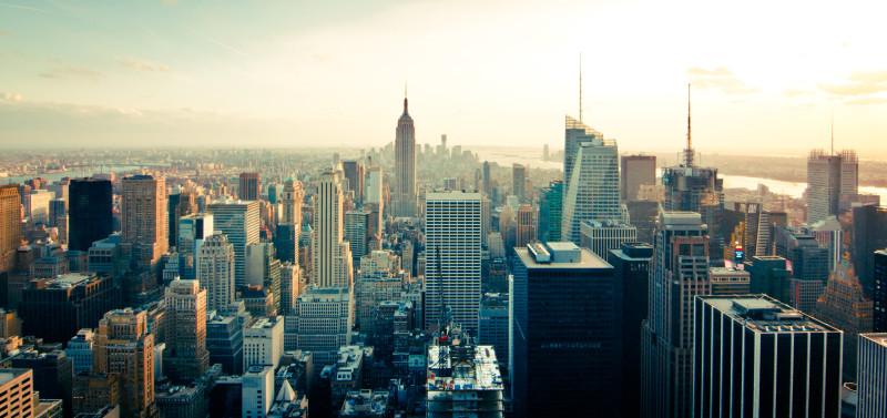 New York la pomme